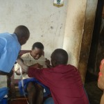 Aug 2010: Measuring Medi for special chair